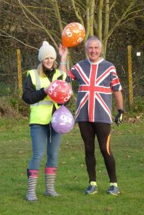My 50th parkrun