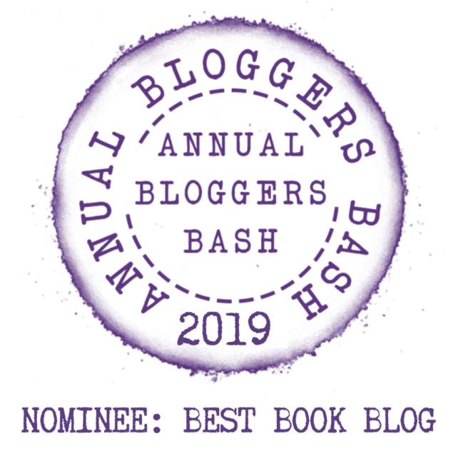 Best Book Blog Nomination